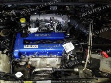 Jdm Halfcut Nissan SR16 NEO VVL Manual N16