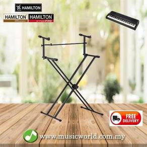 Hamilton Professional double-X keyboard stand