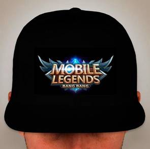 Mobile Legends Bang Bang snapback cap