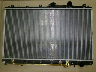 PROTON EVO SATRIA WIRA 1.6 Double Layer Radiator