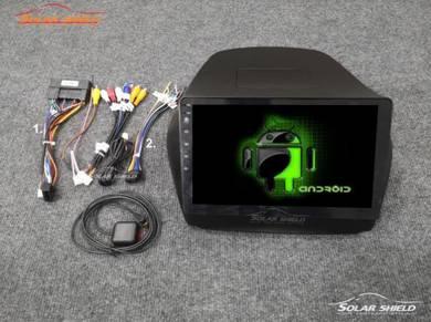 Hyundai Tucson 2010 Android Player Facebook GPS
