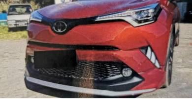 Toyota CHR 2017 Modelista Elegant ABS