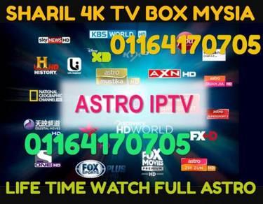 SPACIAL ulta 4K MYSIAful+WORLD android tv box
