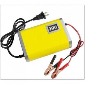 Car Battery Charger 12V Automatic Power Supply Led