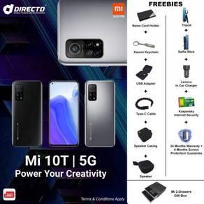 XIAOMI Mi10T | Mi 10T (5G/SD 865/128GB)+ 11 HADIAH