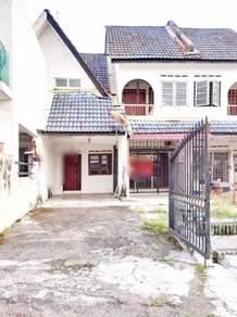 NONBUMI LOT!! 2Storey Terrace House Tmn Lembah Maju, Ampang