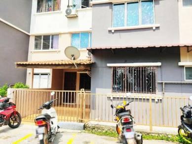 GROUND FLOOR Rose Apartment CANTIK Saujana Utama HARGA NEGOO