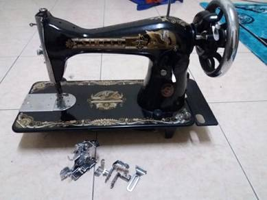 Singer sewing machine. Old style