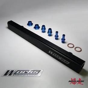 WORKS Engineering Fuel Rail Kit