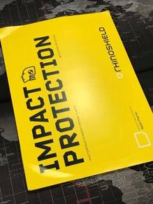 RhinoShield Impact Screen Protector - iPad Air/9.7