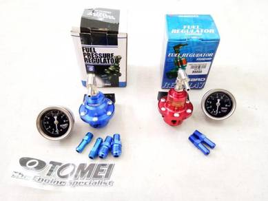 SARD Fuel Regulator With Meter - BARU