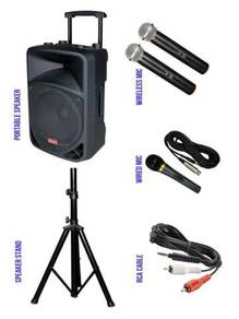 Portable Speaker / PA System
