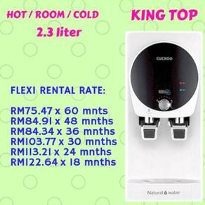 Cuckoo KING TOP - Flexi Plan