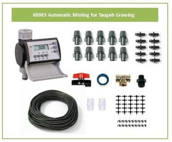 Taugeh Growing Automatic Misting System - DIY Kit