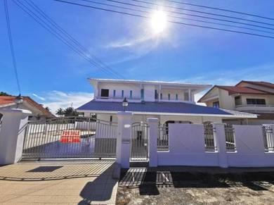 Double Storey Detached House at Lutong Baru