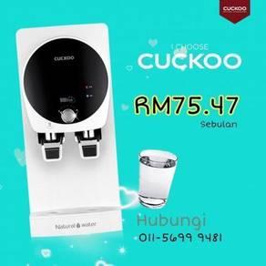 Penapis Air Cuckoo Padang Serai