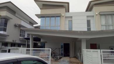 Sea/blue tinted House frosted black mamba 90%