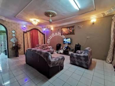 Full Loan Taman Klang Indah Kampung Jawa 2sty Renovated House