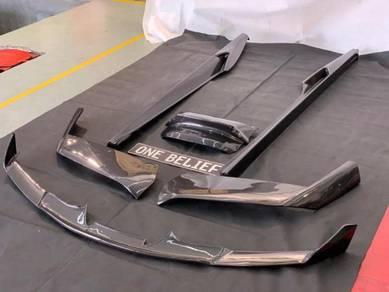 Ferrari 488 GTB Spider Carbon kit Novitec style
