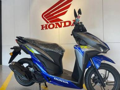 Honda vario 150 (ic & slipgaji 2 bulan)