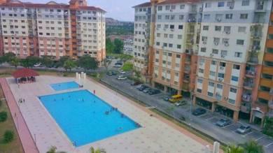 CHEAPEST!! Condominium Sri Hijau Bandar Mahkota Cheras