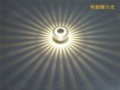 Led wall light/ceiling light
