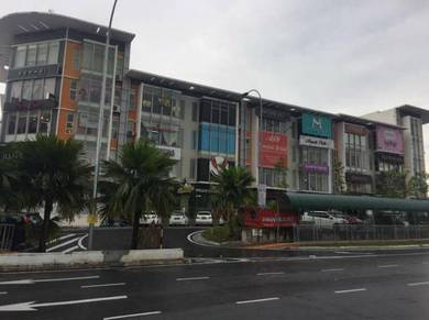 Bangi Sentral CORNER UNIT Ground Floor for RENT facing MAIN ROAD