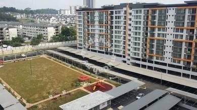 F/H 2car/p Cheras Green Suria Apartment new, bandar tun hussein onn