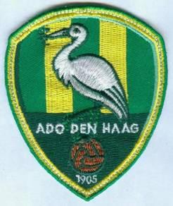 ADO Den Haag Dutch Netherlands Football Patch