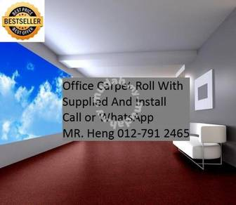 Plain Design Carpet Roll - with install 3ws7