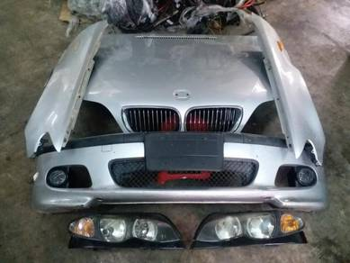 Bmw e46 front 1 set facelift m sport