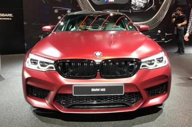 Bmw 5 series g30 m5 style f90 conversion kit