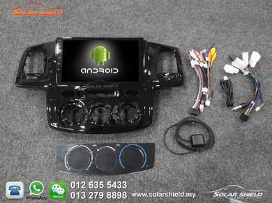 Toyota Hilux Vigo Champ 2012 Android Player GPS