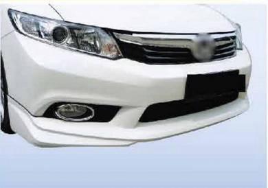 Honda Civic 2012 Modulo Skirting Fiber