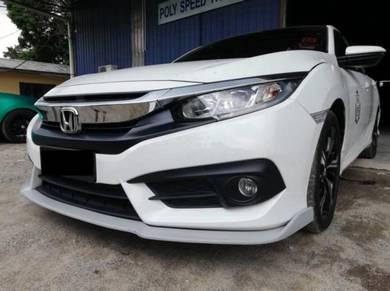 Honda Civic 2016 V-Lip PU