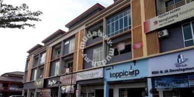 Pusat Komersial Sentral Intan Teluk Intan City Center Shoplot Kedai