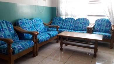 Bilik di Kingfisher Jln Sulaman - Roomstay / Room guest