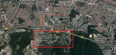 Country Height Damansara Bungalow land for sale