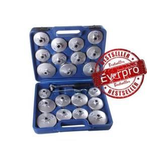 Oil Filter Grid Wrench Set 23pcs