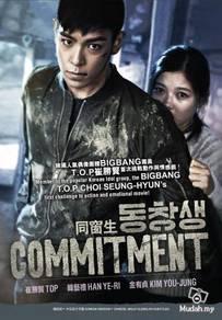DVD KOREA MOVIE Commitment T.O.P. Choi Seung-hyun