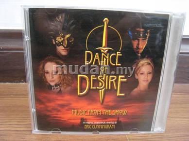 CD Eric Cunningham - Dance of Desire