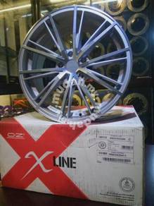Oz racing envy 18inc rim audi a3 a4 s6 mini one14