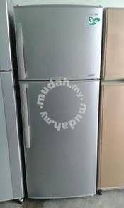 Fridge Freezer Ais Peti Sejuk Refrigerator Samsung
