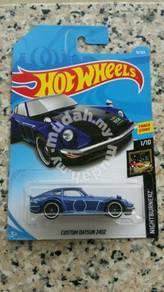 HotWheels Custom Datsun 240z Blue Devil Z