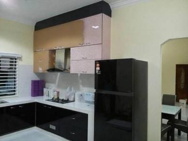 Kabinet Dapur pintu Magnetic di Kota bharu