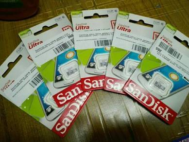 Sandisk sd card 16gb
