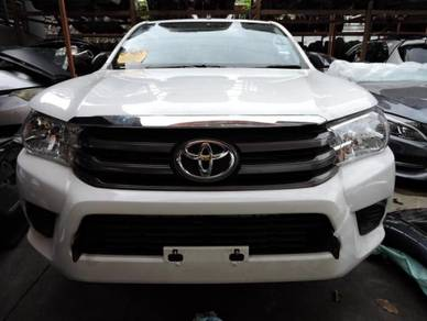 Toyota Hilux 2.8 2017 1GD Engine Gearbox Parts
