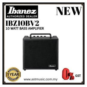 Ibanez ibz10bv2 IBZ10BV2 10 Watt Bass Amplifier