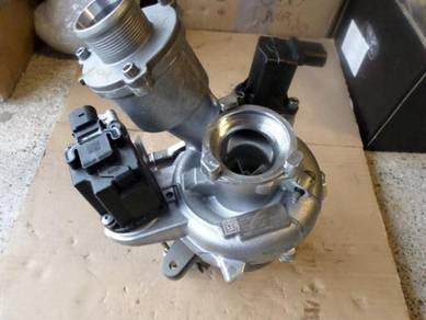 Turbocharger golf R mk7 2.0 tfsi