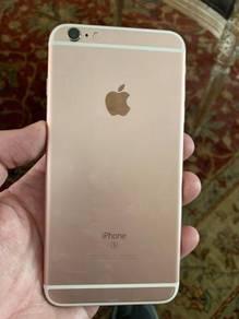 Rose gold Iphone 6s 64gb Myset